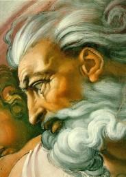 Jehovah: Spiteful and malevolent.
