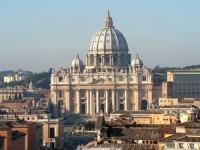 St. Peter's Basilica at Vatican City