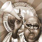Ex-Chief Minister of Tamil Nadu M. Karunanidhi: He is the self-proclamed chief of the fictional Dravidian race.