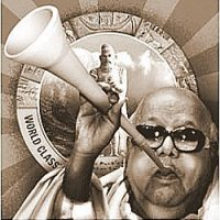 Ex-Chief Minister of Tamil Nadu M. Karunanidhi: He is the self-proclaimed chief of the fictional Dravidian race.