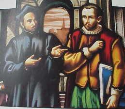 Ignatius of Loyola & Francis Xavier: