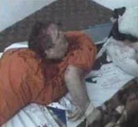 The beheading of Paul Johnson.