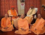 RKM Swamis & AJA Priests