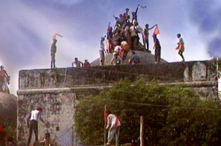 Babri Masjid Demolition 1992