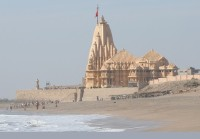 Somnath Temple today.