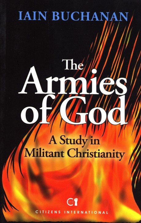 The Armies of God Cover