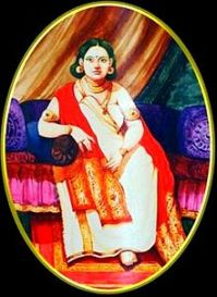 Maharani Ayilyom Thirunal Gouri Lakshmi Bayi (1791–1815)