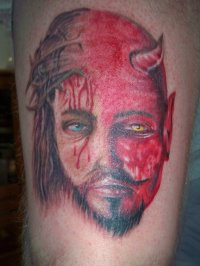 Jesus/Lucifer