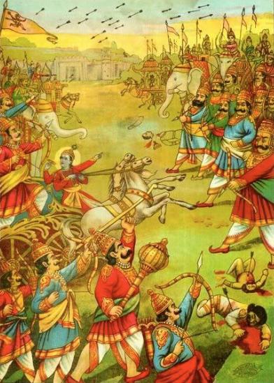 Kurukshetra War