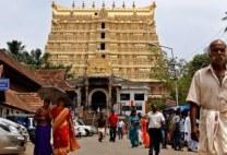 Padmanabhaswamy Temple Gopuram