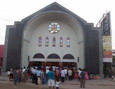 Velankanni Church, Besant Nagar