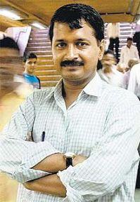 Arvind Kumar Kejriwal