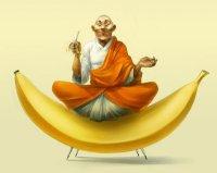 Banana Buddha