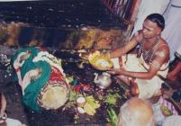 Dikshitar at puja