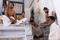 Four Dikshitars at the Chidambaram Temple