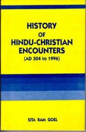 History of Hindu-Christian Encounter