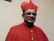 President of Catholic Bishops Conference of India Cardinal Oswald Gracias