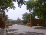 Raisina Road & North Block in New Delhi