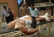 Delhi High Court blast on Sept 7, 2011.