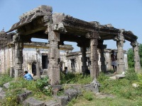 Natham Parameswarimangalam Temple near Kalpakkam