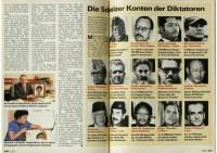 Swiss magazine Schweizer Illustrierte