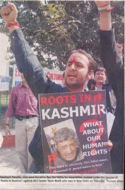 Kashmir Pandits: Exiles in their own land.