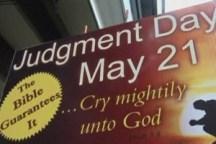 Harold Camping: Bible failed, prediction failed!