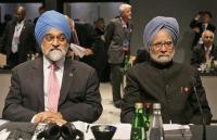 Manmohan Singh & M.S. Ahluwalia