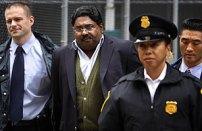 Raj Rajaratnam arrested NYC in 2009.