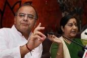 Sushma Swaraj & Arun Jaitley
