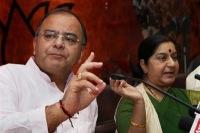 Arun Jaitley & Sushma Swaraj