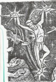 Dancing Jesus in the New Community (Catholic) Bible
