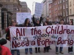 Dublin protest 2010