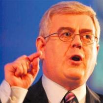 Irish Foreign Minister Eamon Gilmore