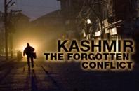 The unending Kashmir conflict.
