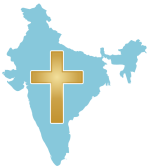 Cross on India