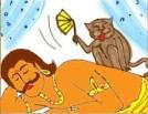 Hindu & Monkey