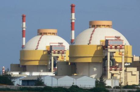 Koodankulam Nuclear Power Plants