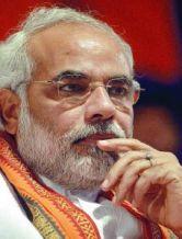 Narendra Modi as Gujarat's Chief Minister