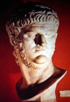 Emperor Nero of Rome