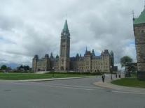 Canadian Parliament Building, Ottawa.