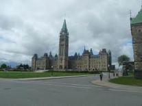 Canadian Parliament Building, Ottawa.