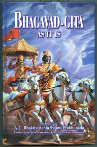 Bhagavad Gita As It Is by A.C. Bhaktivedanta Prabhupada