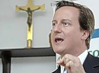 David Cameron: Stand up for Christian values.