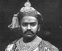 Gaikwar of Baroda Sayajirao Gaekwad III