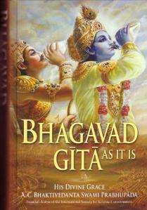 Bhagavad Gita As It Is by  A.C. Bhaktivedanta Swami Prabhupada