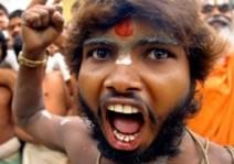 Angry Hindu