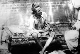 Bhagat Singh in Lahore Central Jail