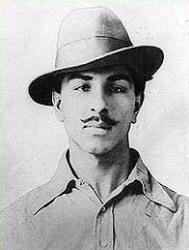 Bhagat Singh in 1929.