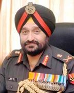 Lt Gen Bikram Singh